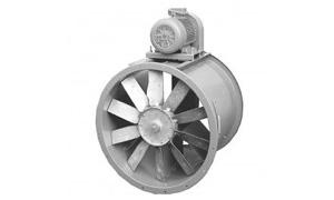Ventilador Helicoidal Flujo Axial